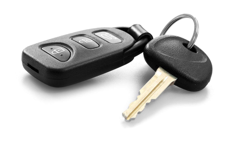 Services automobile, clés à puces